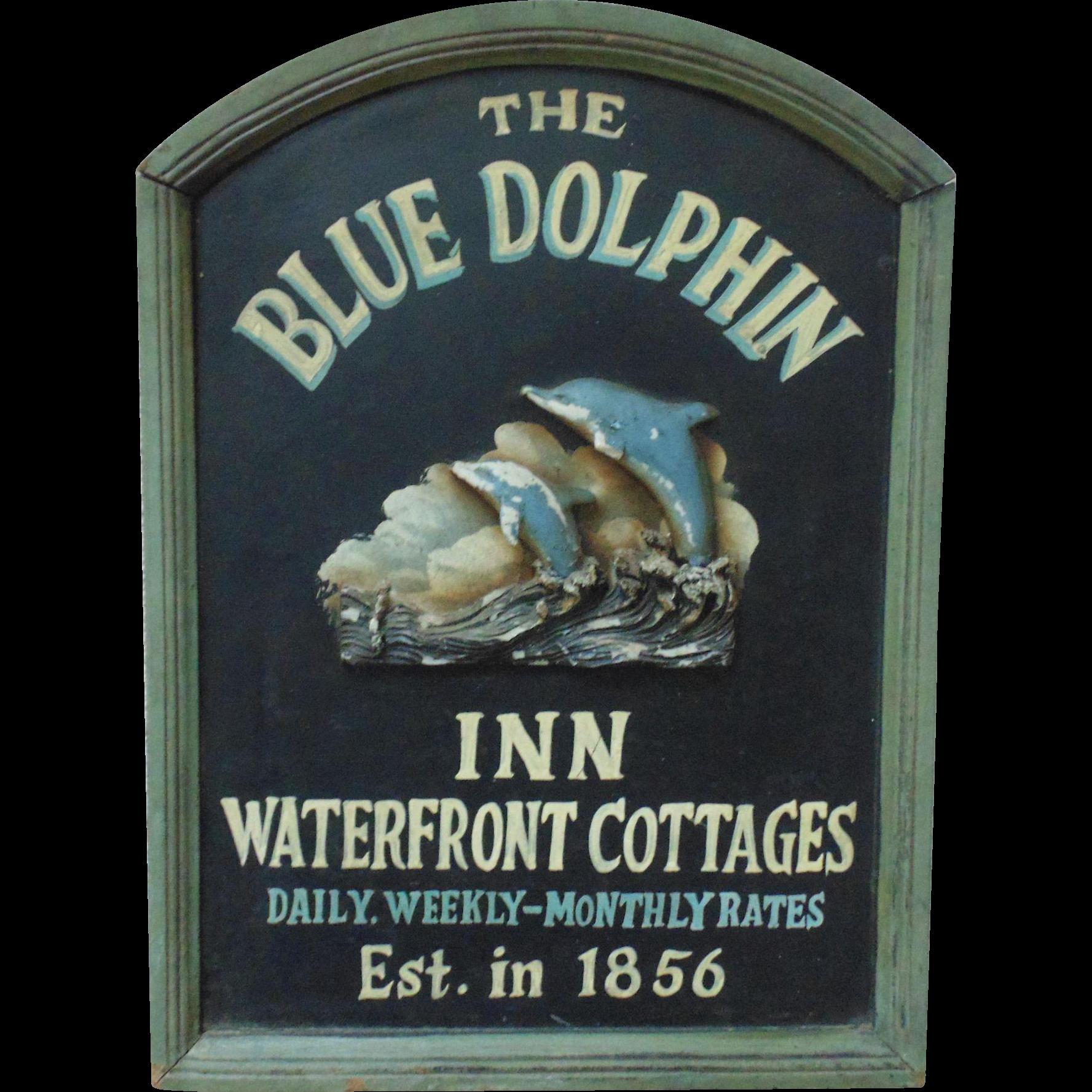 blue dolphin inn cape cod