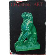 Vintage Chinese Art Book Painting Sculpture Ceramics Textiles Bronzes Hardcover