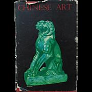 Vintage Chinese Art Book Painting Sculpture Ceramics Textiles Bronzes Hardcover