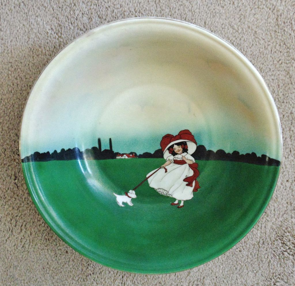 bayreuth girls Explore irene t's board :: royal bayreuth on pinterest | see more ideas about bayreuth,  the plate features a young girl sitting on a log with her.