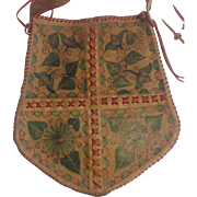 Mexican Leather Bag