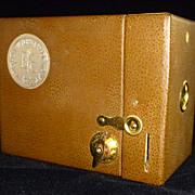 Kodak 50th Anniversary No. 2 Hawk-Eye Box Camera, Model C 1930