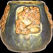 Rare Arequipa Art Pottery Arts & Crafts Vase Frederick Rhead