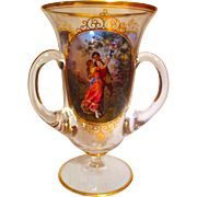 Moser Tyg or Loving Cup of Exceptional Quality