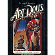 Boudoir Doll Reference!  Magic & Romance of Art Dolls Book!  Stephanie Farago - SIGNED!