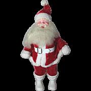 Vintage 1950s Harold Gale Santa Claus Doll!