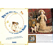 Doll Reference Book! Theriault's Pie in the Sky w Prices Realized!  Bisque French Fashion Lenci Etc
