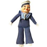 Norah Wellings Compo Sailor Boy 1930s-40s Excellent Condition
