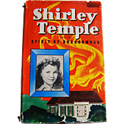 1945 HB Shirley Temple & the Spirit of Dragonwood Complete with Dust Jacket