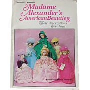 Madame Alexander's American Beauties Early Theriault's Catalog