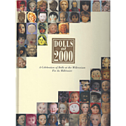 Book OOP Dolls at 2000 A Celebration of Dolls: Antique and Vintage Dolls Over the Years