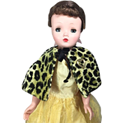 Fabulous! Vintage Doll Stole for Cissy & Other Dolls!