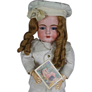 Antique 1915 Beautiful Doll Sized Mini Story Book!