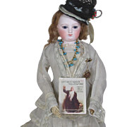 Antique 1913 Mini Doll Sized Book - Great Little Story!