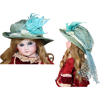 Old Store Stock from SFBJ/Jumeau Factory French Doll Hat