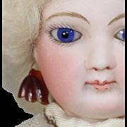Antique Venetian Glass Flowers Doll Earrings - Beautiful!