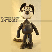 Felix The Cat Doll by Schoenhut  - 1920's