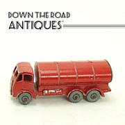 Lesney of England Matchbox Esso Road Tanker - 1950's