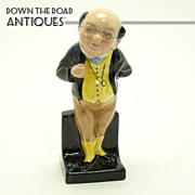Royal Dalton Mister Pickwick Figurine