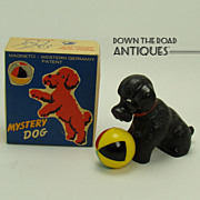 Stups Der Wunderhund (Mystery Dog) Magnetic Toy - Mint in Box - 1950's