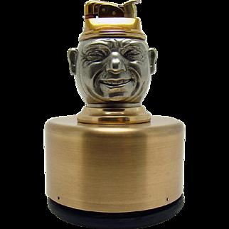 Evans Musical Figural Lighter - Mint