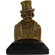 Artful Dodger Bust Figurine - by Dickens Oliver Twist