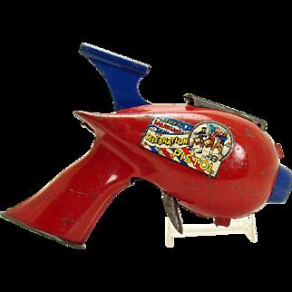 Louis Marx Sparkling Celebration Siren Pistol Toy