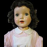 "Rita, Paris Doll Company, Hard plastic walker, 27"""