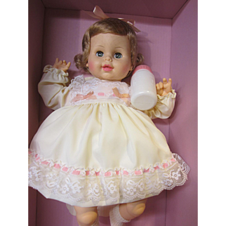 Softee Tears baby doll, Horsman, in box, never played with