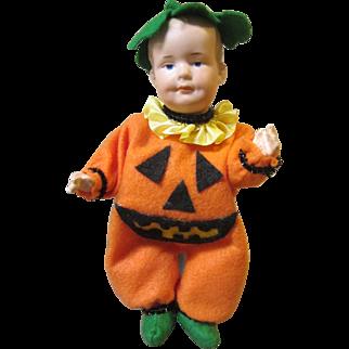 """AM 500 toddler """"Pumpkin boy"""" 8"""""""