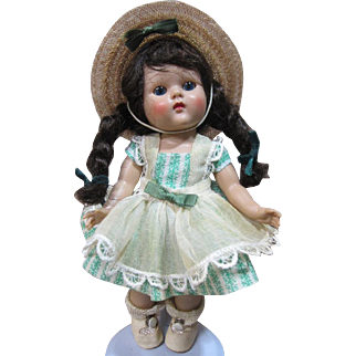 """Ginny Tiny Miss Series, Lucy 8"""", 1952"""