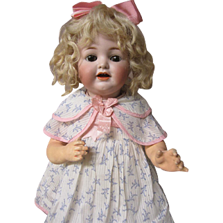 Kammer and Reinhardt 126 girl, 16""