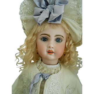 Fabulous French Jumeau 1907 Doll-A Beauty!