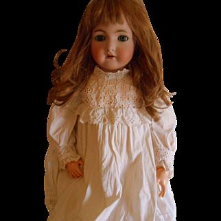 Antique Kammer & Reinhardt Bisque Head Doll-Very Large-Super!!