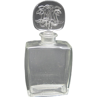 Lancome Perfume bottle Made in FRANCE