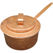 Copper pot colonial williamsburg restoration
