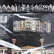 Advent calendar Venice the Grand Canal Italy NOS