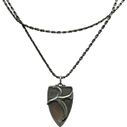 Creed sterling silver pendant DOVe OF Peace