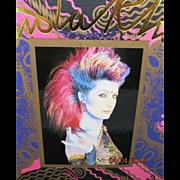 Zandra Rhodes book Hard cover The Art of