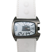 Doctor Who Watch Daleks White strap NIB