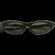 Cat Eyeglasses Made in France Vintage Frames