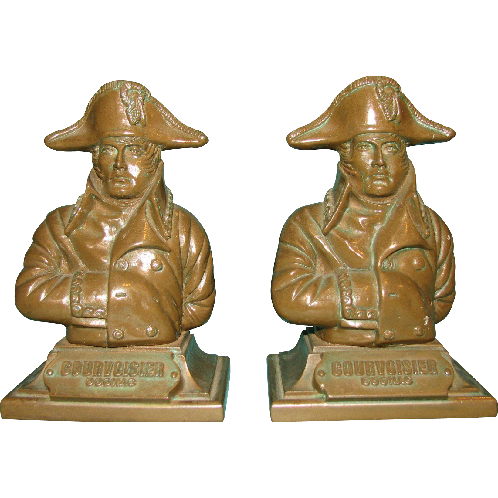 Napoleon Bookends