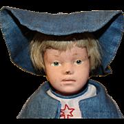 14' Schoenhut Character Boy