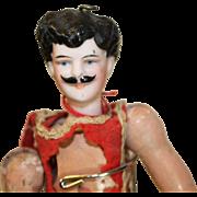 Schoenhut Circus Jent Strong Man Acrobat