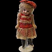 Little German Bisque Girl