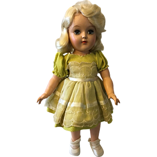Toni Ideal Doll