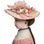 Absolutely Gorgeous Doll Hat