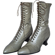 Fantastic Victorian Lace up Ladies Boots