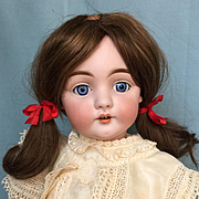 """Antique German Character Child by Kestner 20"""" Tall"""