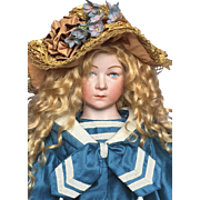Beautiful and Illusive De Fuisseaux Doll